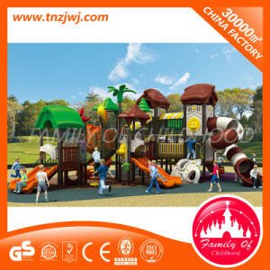 New Popular Design Fun Outdoor Playground Slide Equipment for Sale pictures & photos