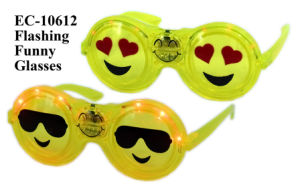 Funny Flashing Glasses Toy pictures & photos