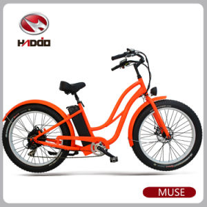 48V 500W E-Bike for Ladies with Fat Tire pictures & photos