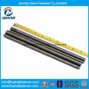 Ss316 A4-80 Stainless Steel Threaded Rod M6 M8 M10 M12 for Building pictures & photos