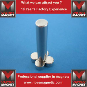 Grate Permanent Magnetic Material Neodymium Bar Gauss 12000 pictures & photos