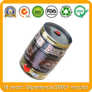 5L Metal Tin Party Keg and Beer Cans pictures & photos