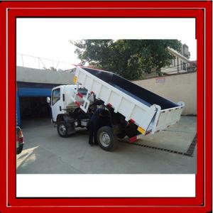 Isuzu Tipping Semi Trailer Tipper Dumping Dumper Truck pictures & photos