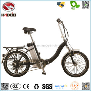 36V 250W Electric Folding Mini Ebike for Kids pictures & photos