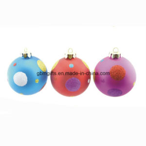 Christmas Tree Decorations 7cm Electroplated Christmas Special Shaped Christmas Decorations pictures & photos