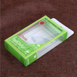 PVC Transparent Plastic Packaging Boxes pictures & photos