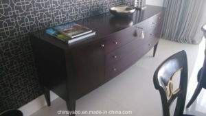 Hotel Modern Solid Wood Console with Drawers (B8003-25) pictures & photos