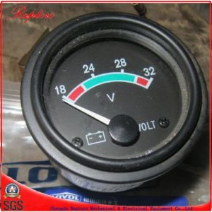 Wheel Loader Voltage Meter for Sdlg XCMG Xgma Foton pictures & photos