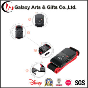 Anti -Theft Bluetooth Strap Belt Luggage with Tsa-Free APP with Ios & Android pictures & photos