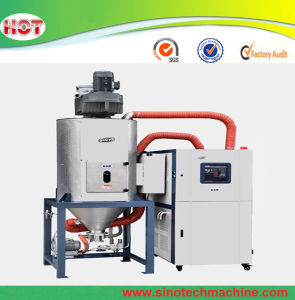 PP PE PS PA Plastic Granules Pellet Hopper Dryer for Extruder pictures & photos