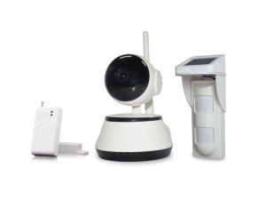 IP Security Cameras Wireless Home Alarm Systems for Apartments pictures & photos