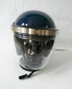 Riot Helmet with ABS Material for Policemen pictures & photos