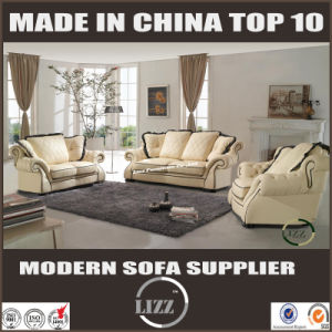 Popular Unique New Design Living Room Leather Sofa From Lizz Furniture Lz1788 pictures & photos