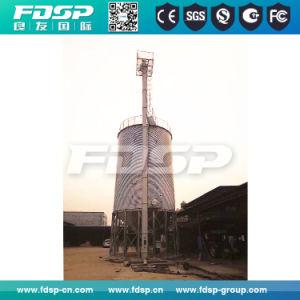 Galvanized Steel Silo & 50t-10000t Grain Corn Silo Bins_Wheat Silo pictures & photos