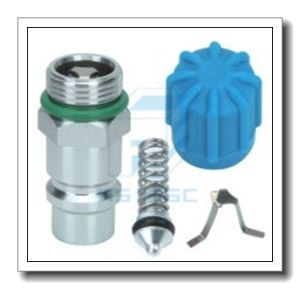 Customized Auto A/C Cap Service Port Fitting Adapter MD2014A&B pictures & photos