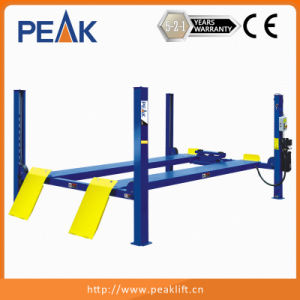 High Quality Standard Automotive Four Post Lifter for Professional Workshop (412) pictures & photos