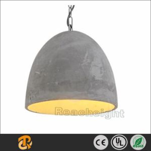 Hot Modern Concrete Industry Cement Pendant Lamp pictures & photos