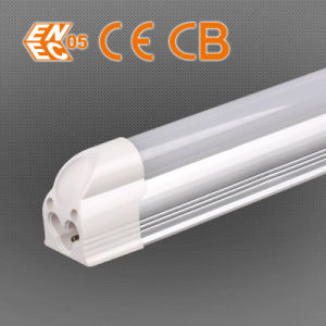 LED Integrated Tube T5 Bulb 310mm 4W Frosted Clear Cover pictures & photos