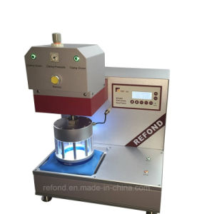 Hydrostatic Head Tester (Pneumatic Sample Press) pictures & photos