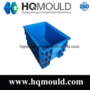 Plastic Crate Injection Tool Plastic Crate Injection Mould pictures & photos