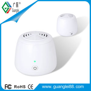 Shoescase Use Mini Ozone Air Purifier 136 for Home pictures & photos