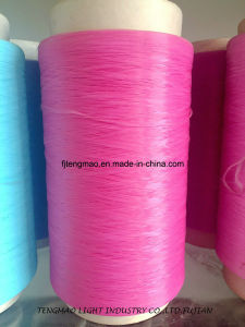 450d Fuschia FDY PP Yarn for Webbings