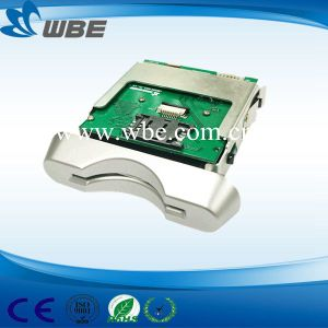 Manual Insertion Contactless RFID MIFARE Card Reader Writer pictures & photos