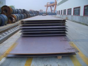 Grade B Ship Buliding Steel Plate, Ship Plate pictures & photos