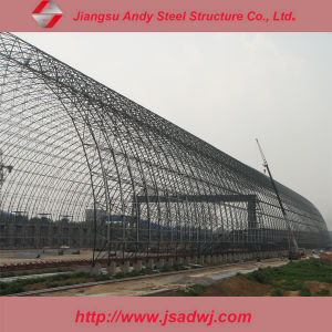 Prefabricated Long Span Steel Roof Trusses Price Used Storage Sheds Sale pictures & photos