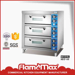 Electric Oven (3-deck 6-tray) pictures & photos
