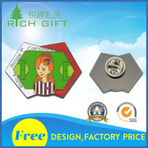 Top Quality Custom Colorful Enamel Lapel Pins for Decoration pictures & photos