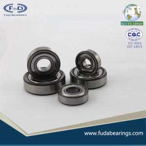 Chrome Steel Deep Groove Ball Bearing for Motor Engine pictures & photos