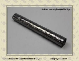 Curving Stainless Steel Welded Decoration Pipe pictures & photos