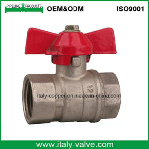 Ce&ISO Brass Forged Male Ball Valve (AV-BV-1042) pictures & photos