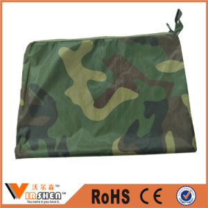 PVC Camouflage Raincoat-Army Raincoat-Police Raincoat-Military Raincoat pictures & photos