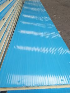 PU Sandwich Panel with Bao Steel Sheet pictures & photos