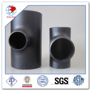 Equal Tee Sch. 40, Be, Duplex Ss, ASTM a-815/182, Uns S31803 pictures & photos