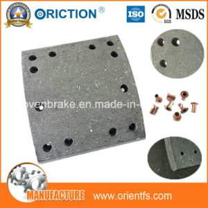 High Quality Truck Brake Lining pictures & photos