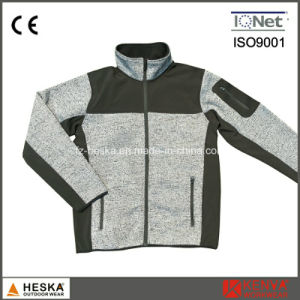 Comfort Outdoor Wear Knitted Jacket pictures & photos