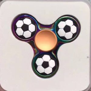 New Design Basketball Football Fidget Spinner Hand Toys pictures & photos