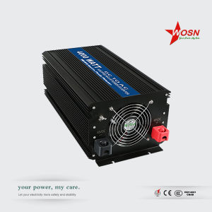 Wosn off Grid Solar Power Inverter 4000W Modified Sine Wave Inverter pictures & photos