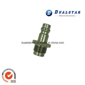 Precise Stainless Steel Turning Nozzle pictures & photos