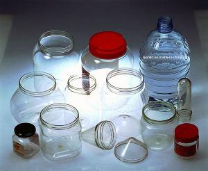 Pet Wide-Neck Jar Stretch Blow Moulding Machine pictures & photos