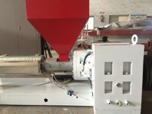 High Speed Two Rewinder Plastic HDPE LDPE PE Film Blowing Machine Extruder Price pictures & photos