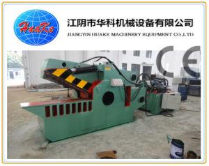 SGS Hydraulic Alligator Cutting Machine pictures & photos