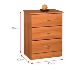 Wooden Wardrobe /Nightstands /Shoes Case /Side Cabinet (HX-DR1325) pictures & photos