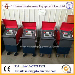 Multi-Strands Stressing Intelligent Multistrands Tension Pump Station for Post Tensioning pictures & photos