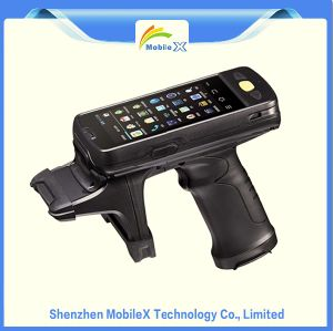 UHF RFID Reader PDA, Data Collector with Qwerty, Wireless Data Connection pictures & photos
