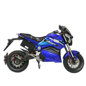 2000W Motor Hydraulic Suspension Scooter Powerful Motorcycle for Sale pictures & photos