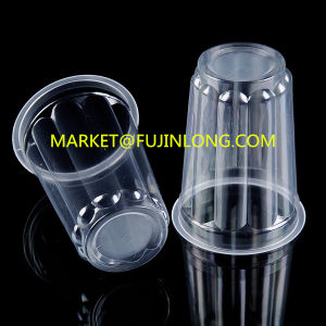 Jelly Plastic Cup Thermoforming Machine pictures & photos
